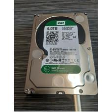 Western Digital Green 3.9TB WD40EZRX  64MB CASHE