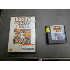 Rugby World Cup 95 (Sega Genesis, 1994)