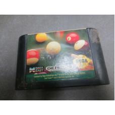 Side Pocket (Sega Genesis, 1992)