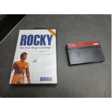 Rocky (Sega Master, 1987)