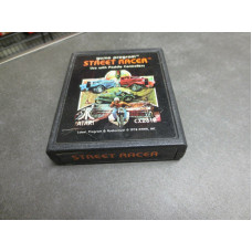 Street Racer (Atari 2600, 1978)