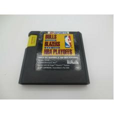 Bulls vs. Blazers and the NBA Playoffs (Sega Genesis, 1993)