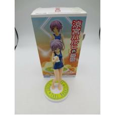 The Melancholy of Haruhi Suzumiya Sega Collectable Nagato Yuki  with box