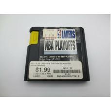 Bulls vs. Lakers and the NBA Playoffs (Sega Genesis, 1991)