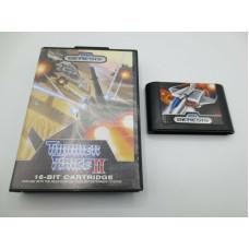 Thunder Force II (Sega Genesis, 1989)