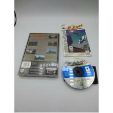 Hi-Octane (Sega Saturn, 1995)  Complete in Box - CIB