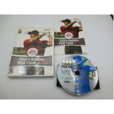 Tiger Woods PGA Tour 08 (Nintendo Wii, 2007)  Complete in Box - CIB