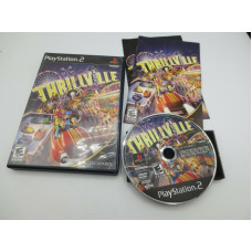 Thrillville (Sony PlayStation 2, 2006)  Complete in Box - CIB