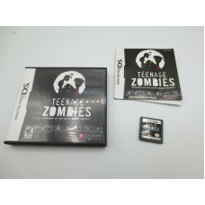 Teenage Zombies: Invasion of the Alien Brain Thingys (Nintendo DS, 2008)