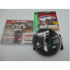 Test Drive Off-Road (Sony Playstation)  Complete in Box - CIB