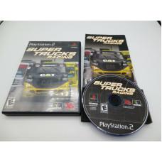 Super Trucks Racing (Sony PlayStation 2, 2003)   Complete in Box - CIB