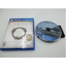 The Elder Scrolls Online: Tamriel Unlimited (Sony PlayStation 4, 2015)