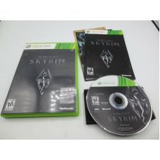 The Elder Scrolls V: Skyrim (Xbox 360, 2011)  Complete in Box - CIB