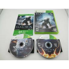 Halo 4 (Xbox 360, 2012)  Complete in Box - CIB