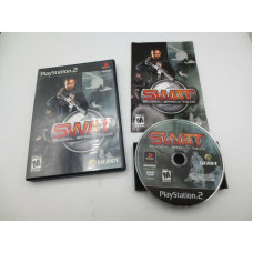 SWAT: Global Strike Team (Sony PlayStation 2, 2003)