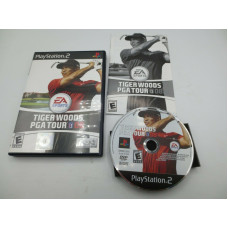 Tiger Woods PGA Tour 08 (Sony PlayStation 2, 2007)   Complete in Box - CIB