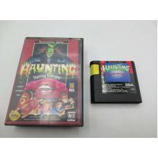 Haunting Starring Polterguy (Sega Genesis, 1993)