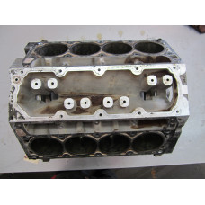 #BLQ43 BARE ENGINE BLOCK 2011 Chevrolet Tahoe 6.0