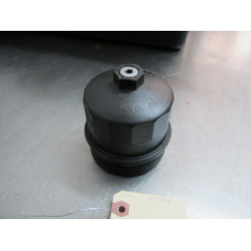 05Y004 ENGINE OIL FILTER HOUSING CAP 2008 BMW 550I 4.8