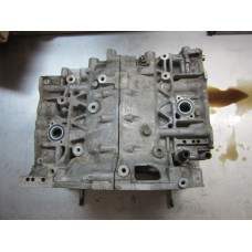 #BLT13 BARE ENGINE BLOCK 2010 SUBARU FORESTER 2.5