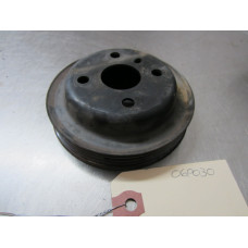 06P030 ENGINE COOLANT WATER PUMP PULLEY 1997 MITSUBISHI GALANT 2.4