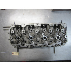 #AQ02 Left Cylinder Head 2005 Chevrolet Silverado 3500 6.6