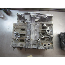 #BKO12 Bare Engine Block 2014 Subaru XV Crosstrek 2.0