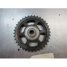 22A011 Exhaust Camshaft Timing Gear 2004 Porsche Cayenne 4.5 948105181