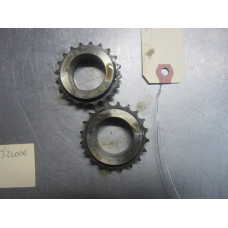 32L005 Crankshaft Timing Gear 2011 Mini Cooper  1.6