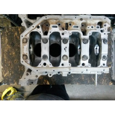 #BKK15 Bare Engine Block 2007 Honda Accord 2.4