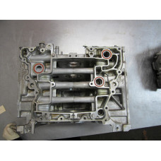 #BLB60 BARE ENGINE BLOCK 2012 SUBARU IMPREZA 2.0