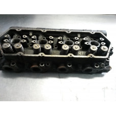 #AN01 Left Cylinder Head 2002 Ford F-350 Super Duty 7.3