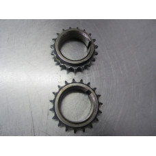 57X031 CRANKSHAFT GEAR 2000 JAGUAR  S-TYPE 4.0