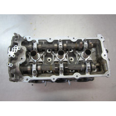 #DZ05 RIGHT CYLINDER HEAD DAMAGED EXHAUST CAMSHAFT 2001 NISSAN PATHFINDER 3.5