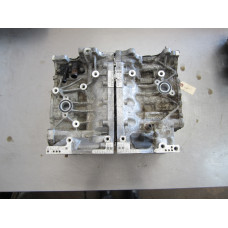 #BKH03 BARE ENGINE BLOCK 2013 SUBARU OUTBACK 2.5